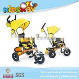 Hot children tricycle toy Plastic baby tricycle for sale