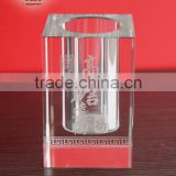 wholesale Flower Vase Clear crystal trophy and popular vase awards