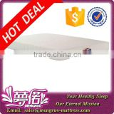 high quality princess size bed sponge rubber mattress