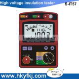 Conductor resistance tester digital megger insulation resistance tester S-IT57