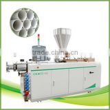 Grace Advanced Completely Automatic PVC Plastic Pipe Extruder Production Line Flexible Capacity