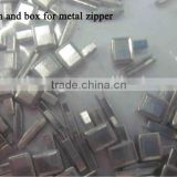 3# right pin and box for metal zipper accessories