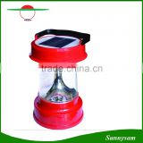 Good quality long time life portable mason jar solar light lids