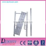 DH-B006E steel plank for scaffolding and metal scaffold plank with hook/construction building scaffold plank