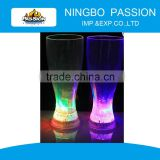 CUP001 colorful water induction Beer LED Flash Cup for Party Supplies Christmas Gift, plastic beer cups