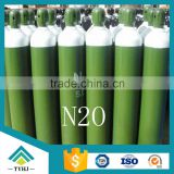 Medical Use N2O/nitrous oxide gas cylinder Laughing Gas
