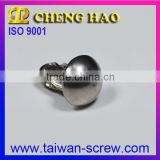 Round Head Hammer Drive Stainless Steel Screws