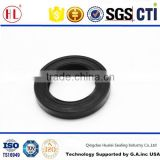 TCTC 30X47X7 double lip NBR rubber covered metal cased seal ring engine air compressor oil seal