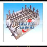 Hot runner 24 cavities injection preform mould valve gate S136 Material