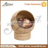 Guangzhou cat bed removable cat house , cat cave bed