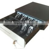 RJ12/RJ11Three locks cash drawer flip top with pos thermal receipt printer----HS410E                                                                         Quality Choice