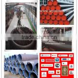 Crc Erw Cold Rolled Welded Steel Pipe