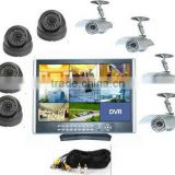 8ch surveillance System/CCTV system/LCD DVR surveillance system/CCTV kit/8 cameras CCTVkit: HK-S1908M+IR Camera*8 ($758.00 Only)