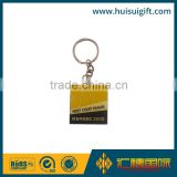 high quality promotional zinc alloy keychain