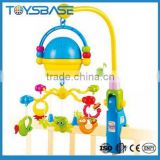 Hot sale Baby cot mobile hanger with projector from china
