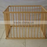 solid wood kids playpen wooden baby playpen easy assembly