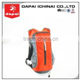 Custom Helmet Holder Hydration Bag Bicycle Backpack With Water Bladder