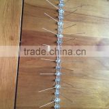 High quality plastic control bird spikes/bird repeller on sale