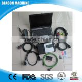 BEACON mb star c5 sd connect for mercedes b e n z car diagnostic tool with DELL D630 laptop and software version