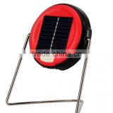Top quality portable solar lamp with lithium battery cheap wholesale price