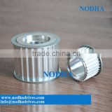 Aluminum timing pulley HTD14M