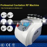 Body Slimming Machine 40K Cavitation Lipo Cavitation Slimming Machine/cavitation+bipolar Rf+tripolar Rf+vacuum+bio Cavitation Ultrasound Machine