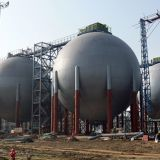 wusheng pressure vessel spherical tank