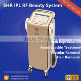 2016 Newest 2000w perfect pulse ipl shr hair removal machine/opt ipl health care product