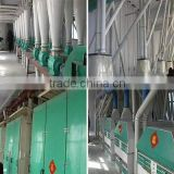 Hebei Kingoal Machinery produce process different grain flour mill large floor style 500t per day