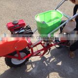 Hot Sale Hand push corn planter machine/corn seeder machine with desel engine