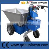 4x4 four wheel 500kgs capacity SFD4-500 Electric Barrow