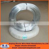Hot dip galvanized wire For making fish trap in the sea