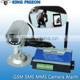 NEW! GSM MMS Camera Alarm Controller S180 KING PIGEON