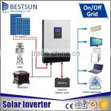 BESTSUN Solar Panel Systems Power Inverter DC 24V AC 220V 300W Grid-tie Inverter