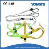 Full Body Safety Harness With Double Lanyard