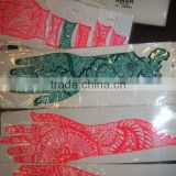 INquiry about HAND HENNA mehndi STENCIL rubber Reusable
