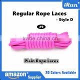 Pink Rope Strings - Yeezy Rope Booting Laces for Hiking Skate Ski Sports - Air Sneakers Rope Shoelaces - Customized Length