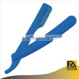 Eye brow Razor Made of Plastic foldable handle