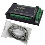 NVEM CNC Controller 200KHZ Ethernet MACH3 Motion Control Card for Stepper Motor 3-Axis/4-Axis/5-Axis/6-Axis