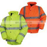wateroof hot sale man reflective safety jacket for sale