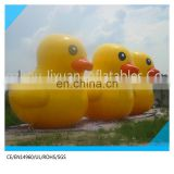 yellow rubber duck giant inflatable promotion duck