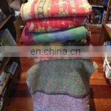 REVERSIBLE KANTHA THROW RV90