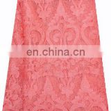 2015 hot -selling african lace fabric cord lace