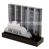 Acrylic cheap plastic small Tombstone wholesalers