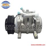 Compressor air condition Denso 6P148-6GR-120mm for Vw Gol-saveiro-senda-parati /SAV/PAR 1.6/1.8/2.0 377820803 BC44710053