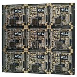 8 Layer Gold Plated PCB Multilayer Printed Circuit Boards Fabrication