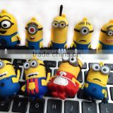 cartoon usb Despicable Me usb gadget bulk 1gb usb flash drive thumb drive