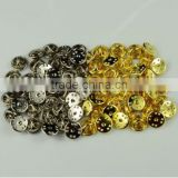 Gold & Silver Colour Pin Backs Lapel Pin Butterfly Clasp Pinback Clutch Clasp