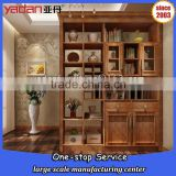 cabinet divider designs wooden partition cabinet for living room                                                                         Quality Choice