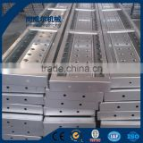 Galvanized Adjustable metal scaffold steel work platform for sales